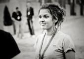 Pani scenograf Ania Rzucidlo