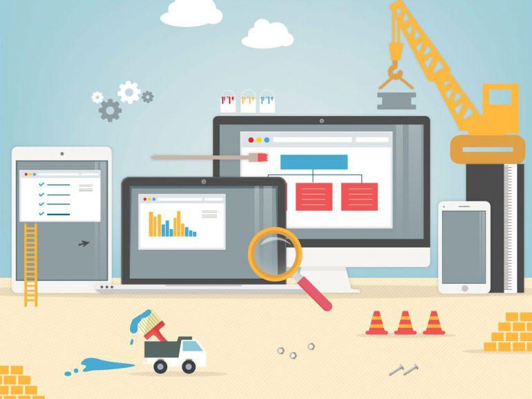 Strona internetowa oparta na CMS - narzędzia, etapy, cechy
