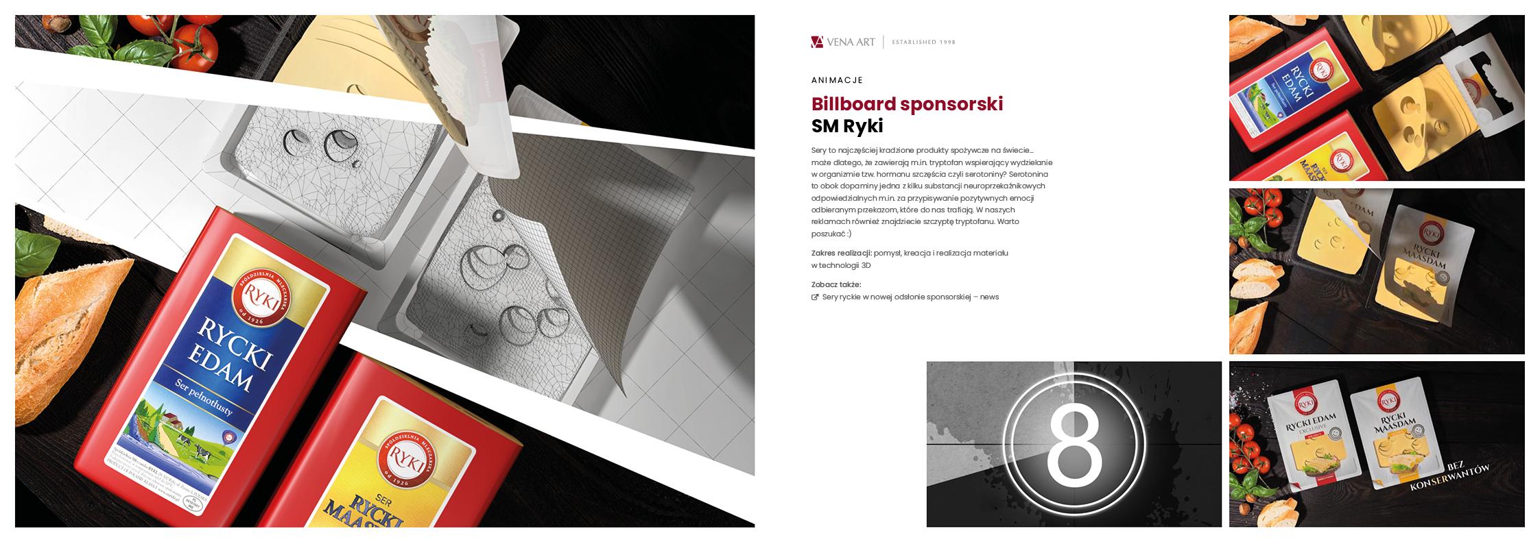Billboard sponsorski —SM Ryki