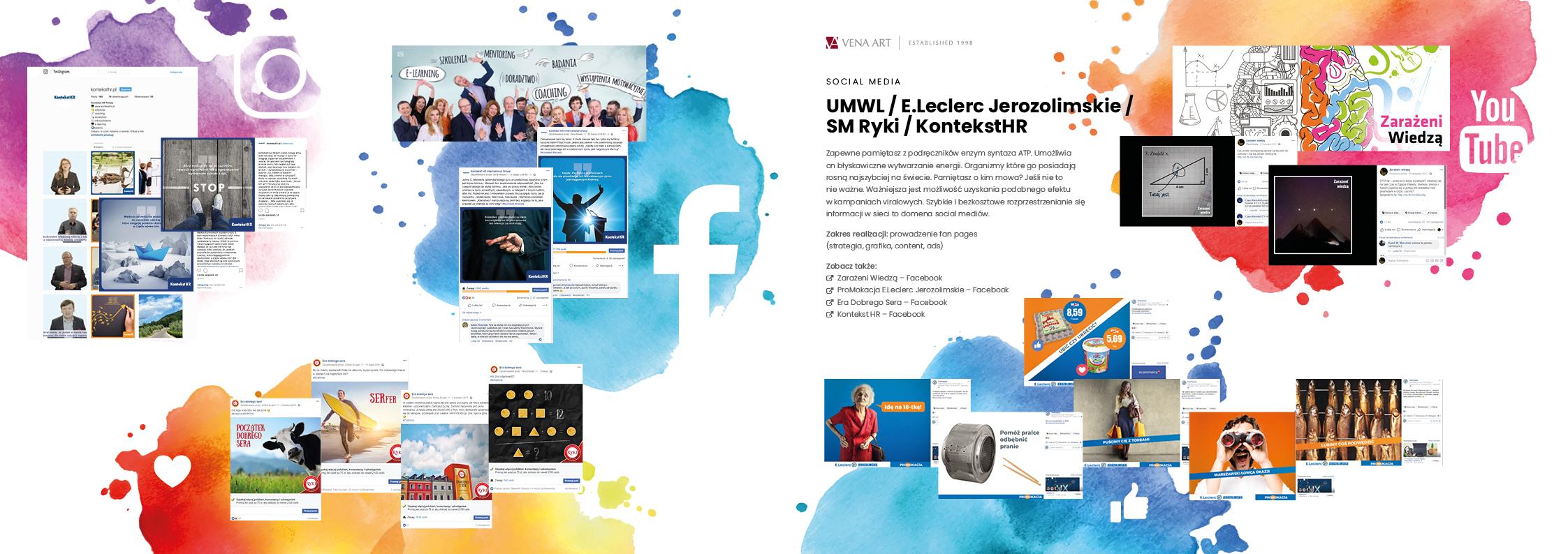 UMWL / E.Leclerc Jerozolimskie / SM Ryki / KontekstHR