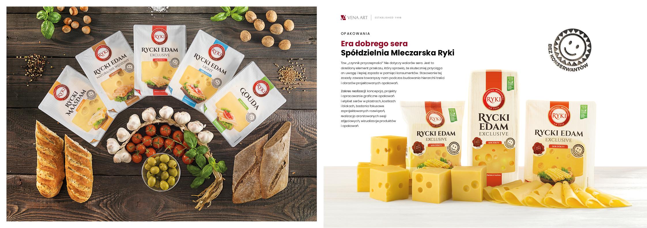 Era dobrego sera —Spółdzielnia Mleczarska Ryki