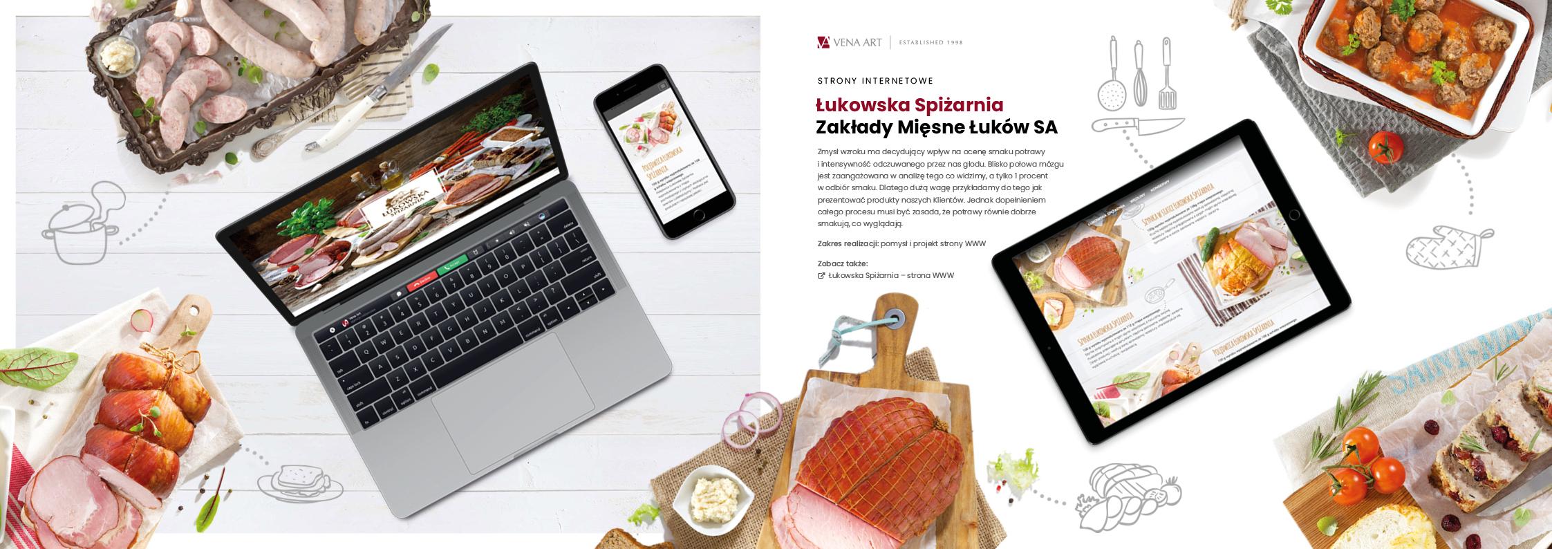 Łukowska Spiżarnia —Zakłady Mięsne Łuków SA