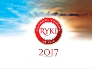 Kalendarz zwypraw balonowych Spółdzielni Mleczarskiej Ryki