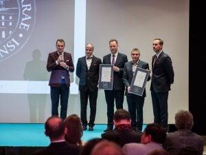 Medal Prezydenta miasta Lublin dla Vena Art