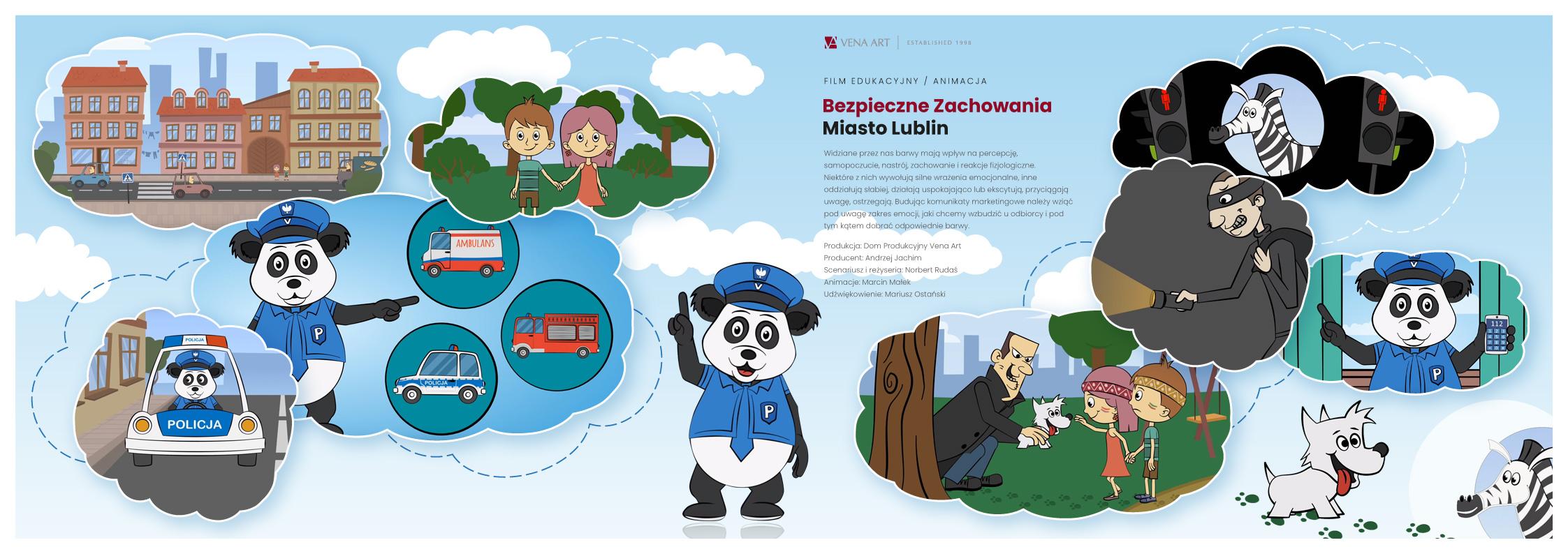 Bezpieczne Zachowania —Miasto Lublin