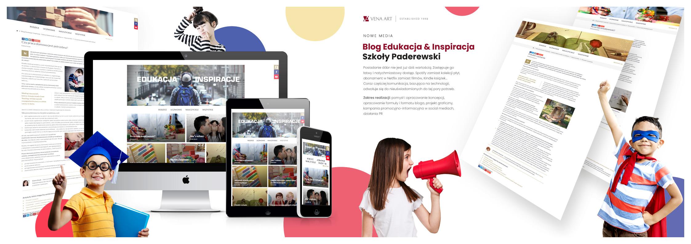 Blog Edukacja & Inspiracja —Szkoły Paderewski