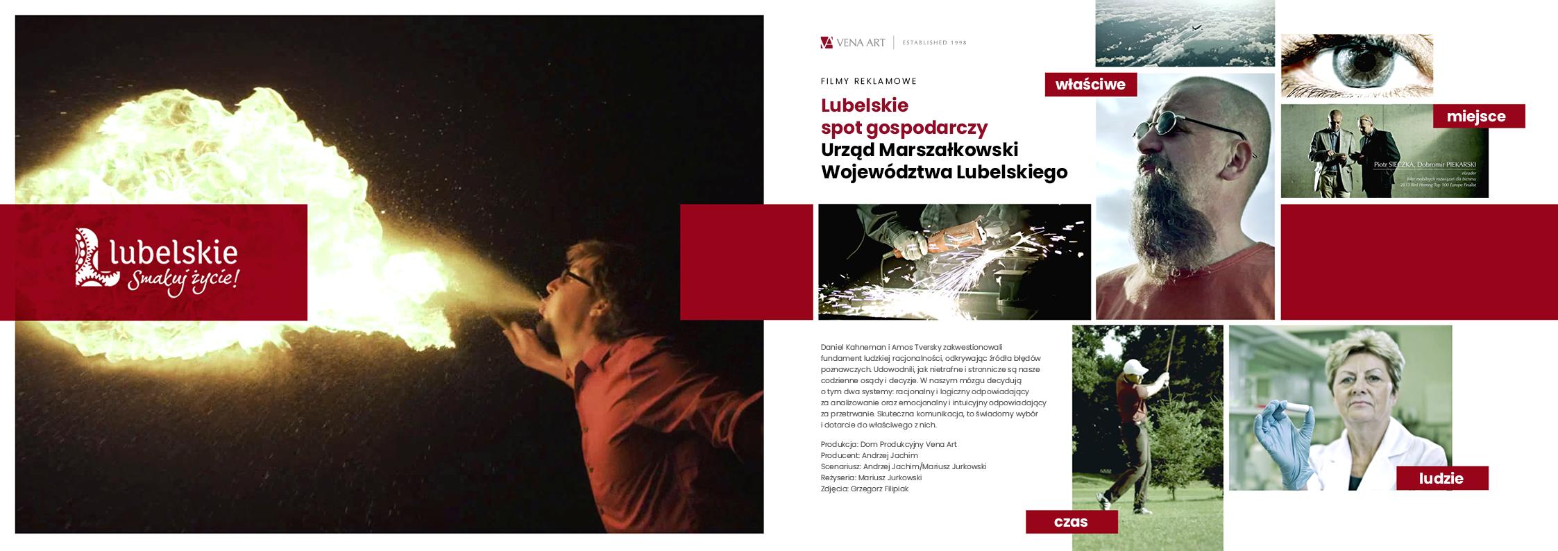 Lubelskie spot gospodarczy —Urząd Marszałkowski Województwa Lubelskiego