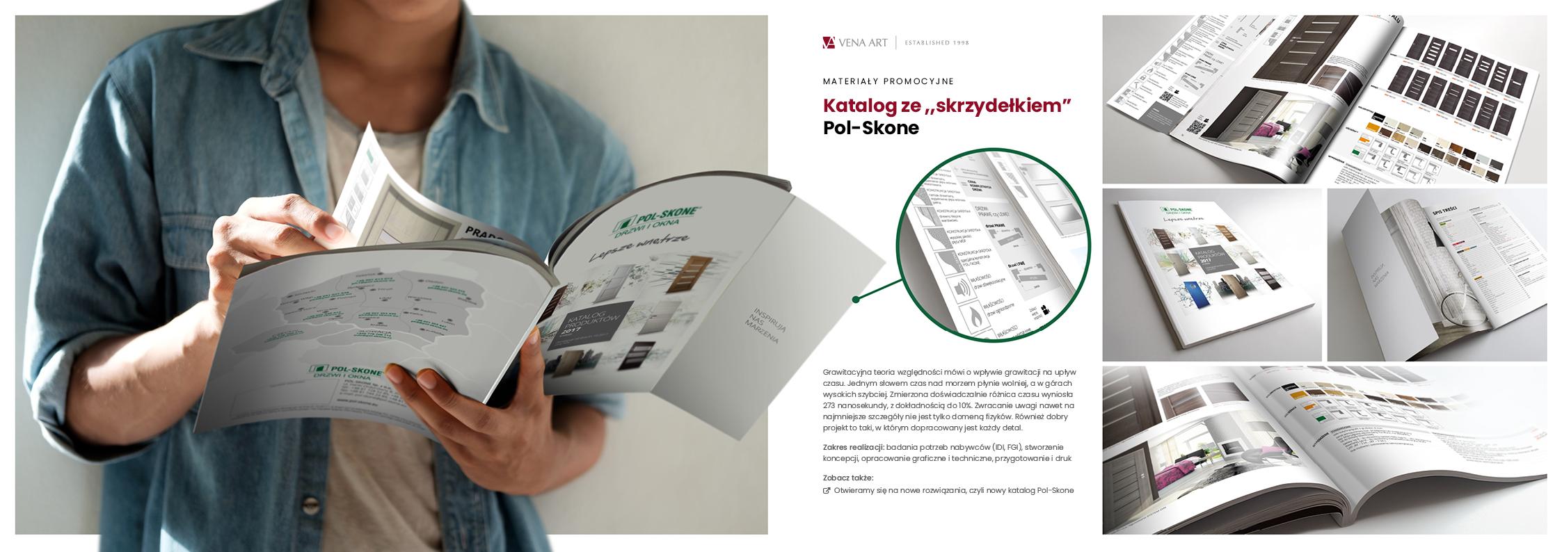 Katalog zeskrzydełkiem —Pol-Skone