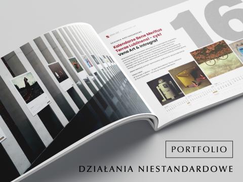 Kalendarz Bene Meritus Terrae Lublinensi / Vena Art & Intrograf
